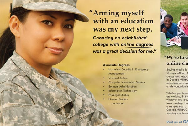 Georgia Military College Brochure