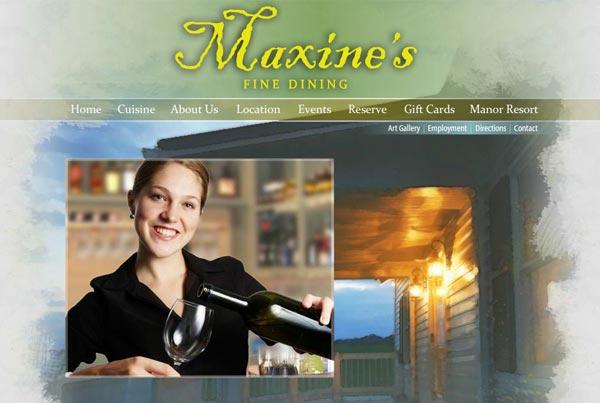 Maxine's Website